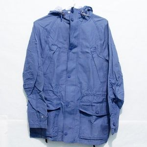 Vineyard Vines Long Anorak Moonshine Jacket XS